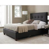 Kaydian Walkworth Ottoman Bed Frame Fabric 4