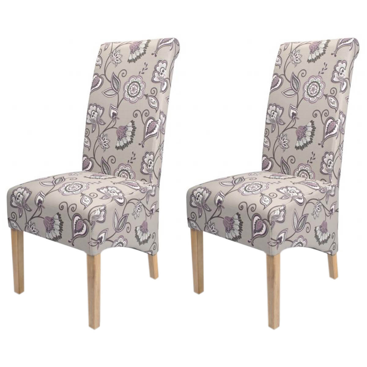 Fabric Dining Chairs High Quality Dining Furniture Fads # Meuble Krista