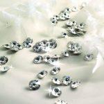 Lapsi Amelia Aran Wardrobe With Swarovski Crystals White 3