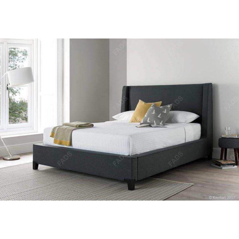 Kaydian Lisa fabric bed frame