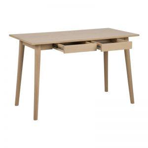 Marte Oak Desk 2