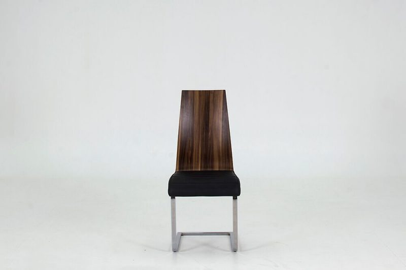 Messina Walnut Dining Chair 2