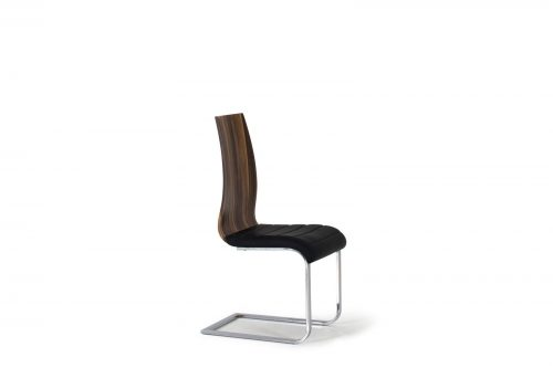 Messina Walnut Dining Chair 3