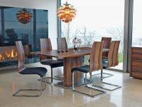 Messina Walnut Dining Chair 4