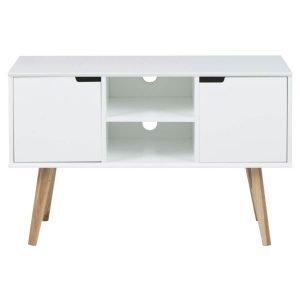 Mitra Sideboard White 2 Door