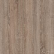Mode 4 Drawer Chest White Gloss & Truffle Oak 4