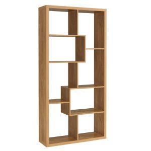 Montreal Bookcase Oak 1