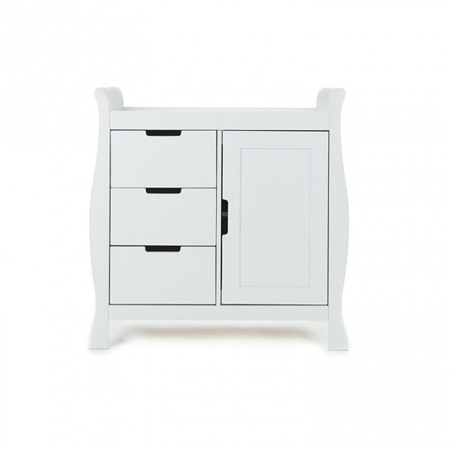 Obaby Stamford Changing Unit White