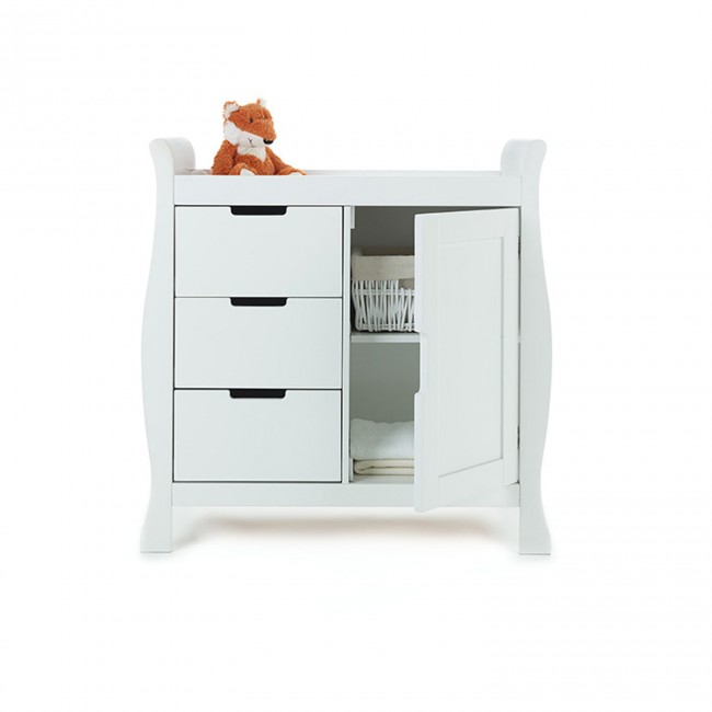 Obaby Stamford Changing Unit White 2