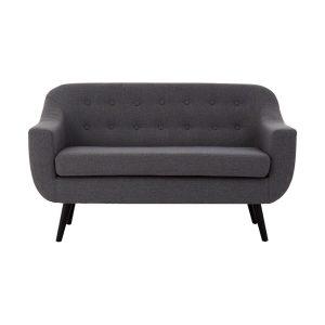 Orbital graphite grey sofa 2 seater