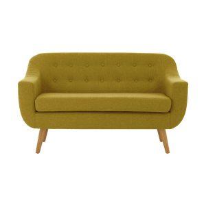 Orbital sofa green pistachio Fabric
