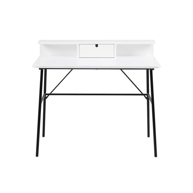 Pascal Black & White Desk 1