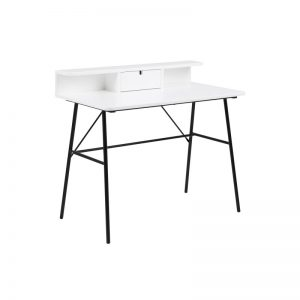 Pascal Black & White Desk