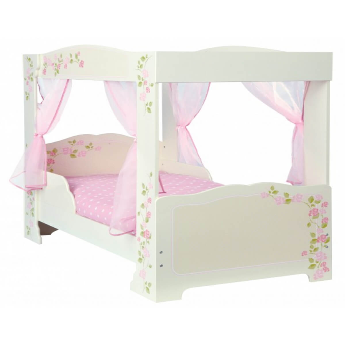 princess beds for toddlers princess 4 poster toddler bed character beds free 16803