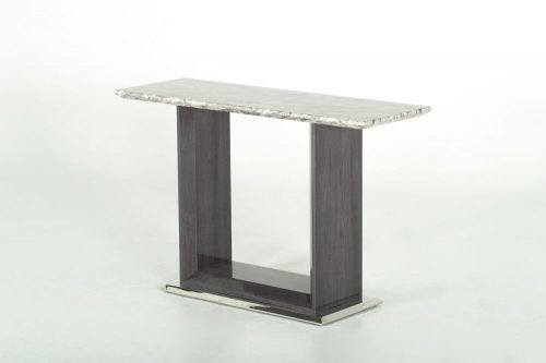 Rina Grey Marble Console Table 4