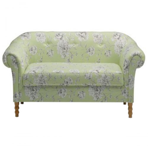 Pistachio Green Leather Sofa: Fabric & Leather Sofas