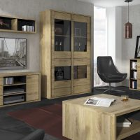 Shetland Storage Display Cabinet 4