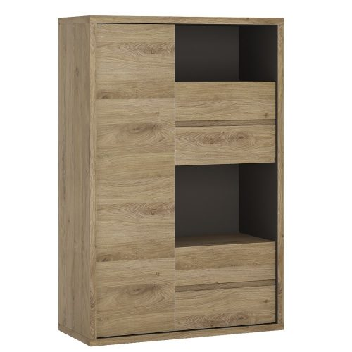Shetland Wooden Display Unit 1