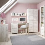 Starlight Kids Wardrobe 2 Door 2 Drawer 3