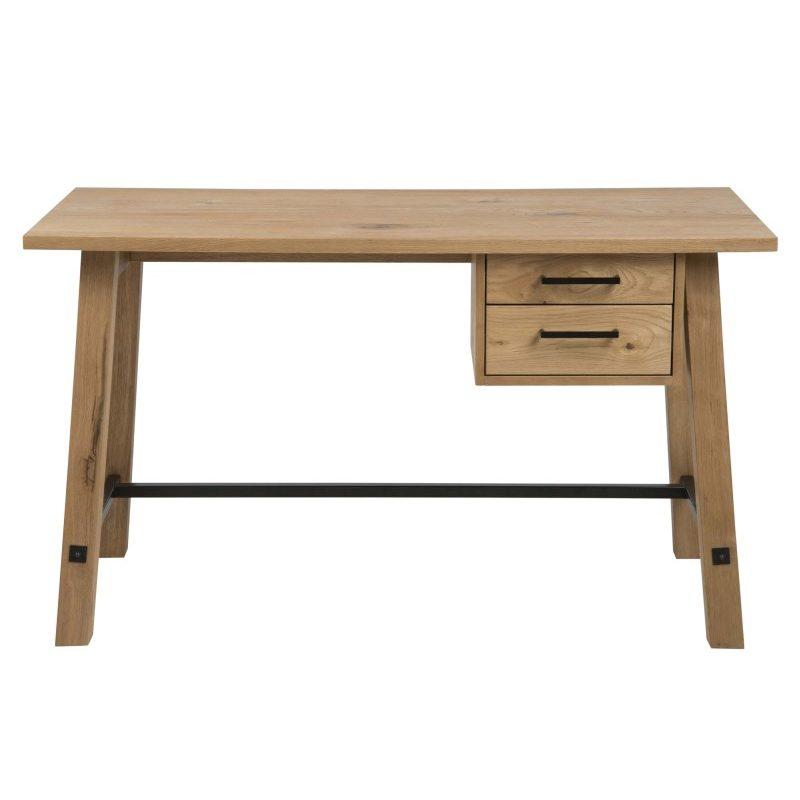 Stockholm Oak Desk