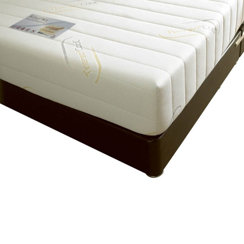 Memory Foam Mattress Toppers That Keep You Cool Thermo Cool Memory Foam Mattress   Soft Feel Mattresses   FADS