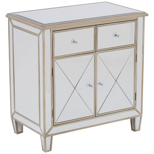 Tiffany Sideboard Mirrored Finish