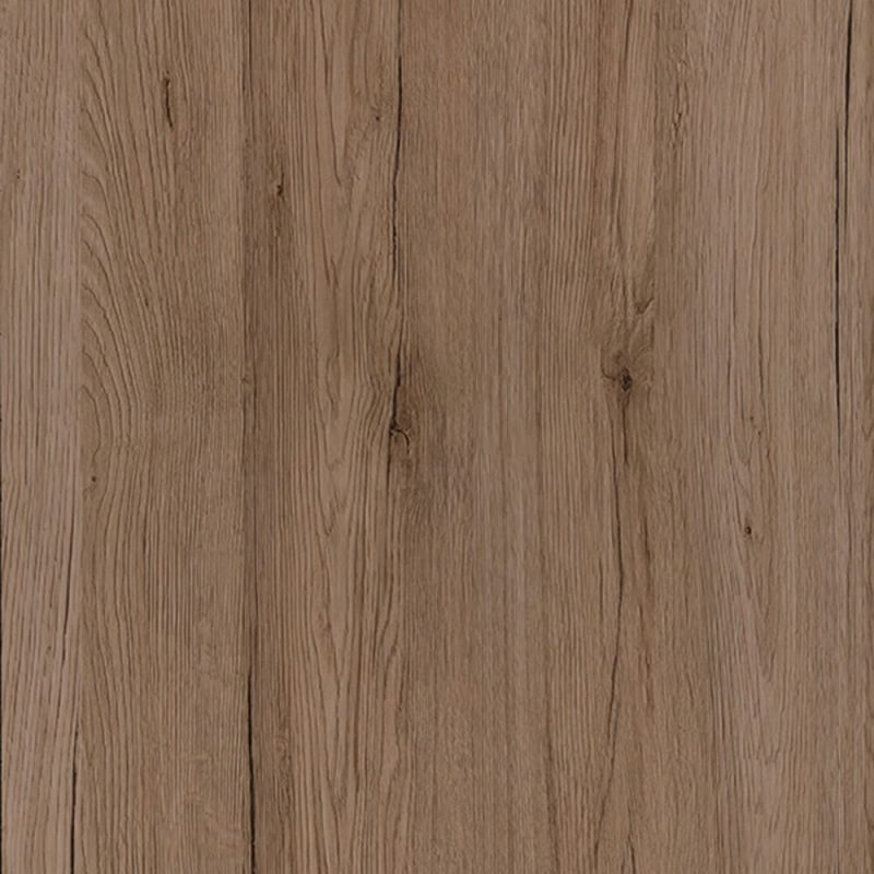 Toronto Gloss White & Oak Sideboard 4