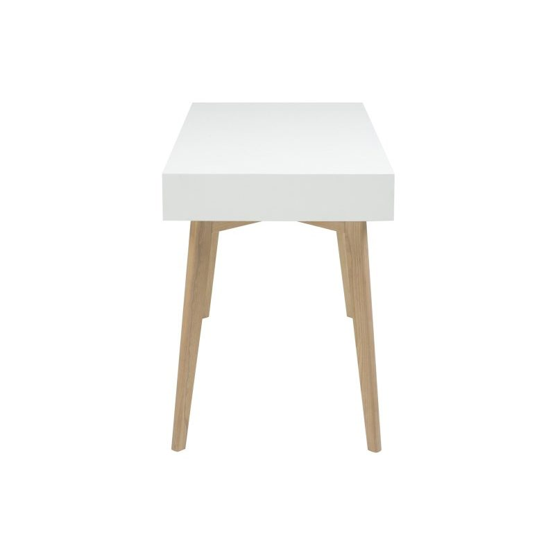 Toya Wooden Multi Coloured Desk 2
