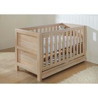 Tutti Bambini Milan Cot Bed Light Oak 3