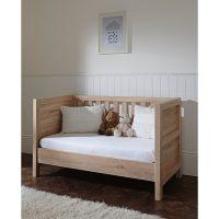 Tutti Bambini Milan Cot Bed Light Oak 4