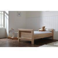 Tutti Bambini Milan Cot Bed Light Oak 2