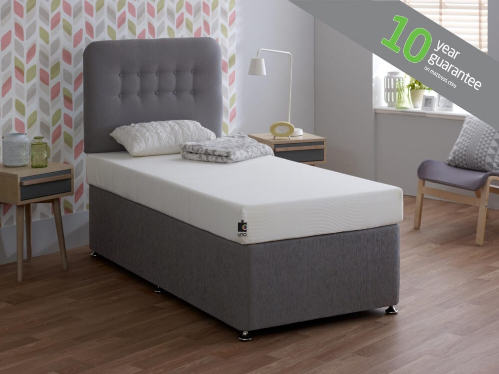 Breasley Uno Revive Memory Foam Mattress 16cm Depth 2