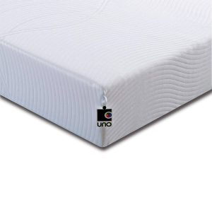 Breasley Uno Vitality Plus Memory Foam Mattress 20cm Depth
