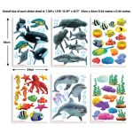 Walltastic Sea Adventures Sticker Set 2