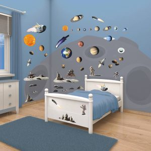 Walltastic Space Adventures Stickers 4