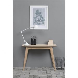 Woodstock Solid Oak Desk 1