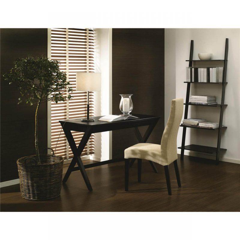 Writex Desk With Storage Black