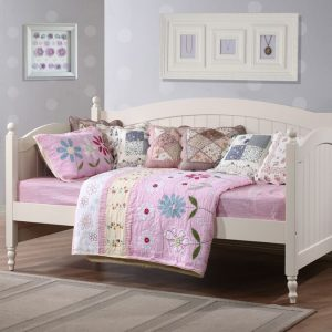 Bloomsbury White Daybed