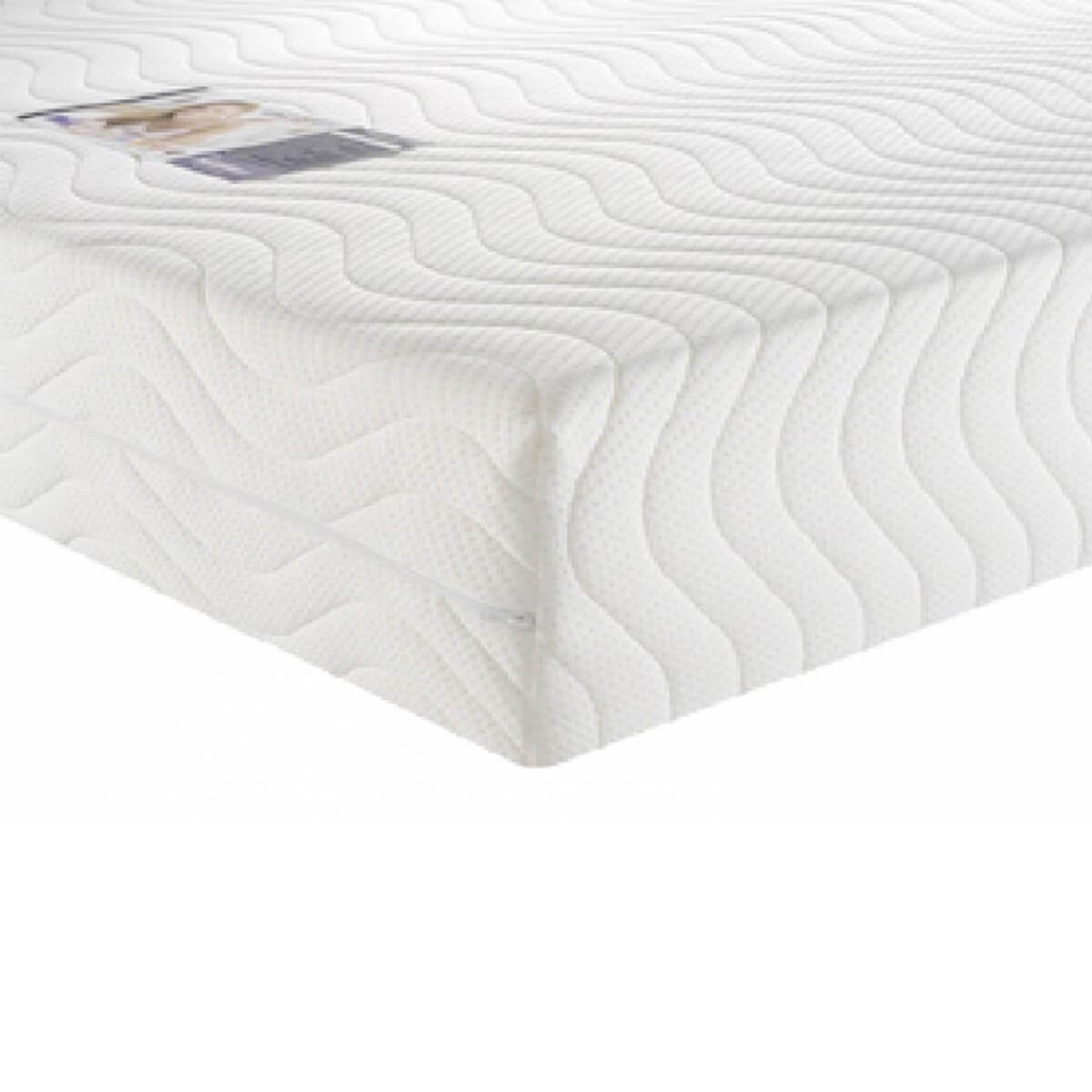 Concept Premium 4000 Memory Foam Mattress (Mattress Size: 60 Super King)
