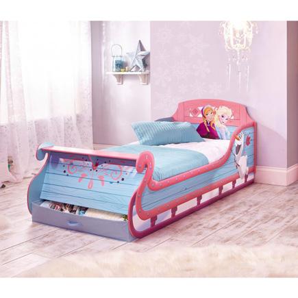 Disney Frozen Single Sleigh Bed 4
