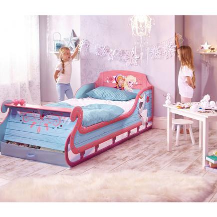 Disney Frozen Single Sleigh Bed 1