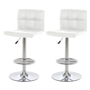 Milla Bar Stool White