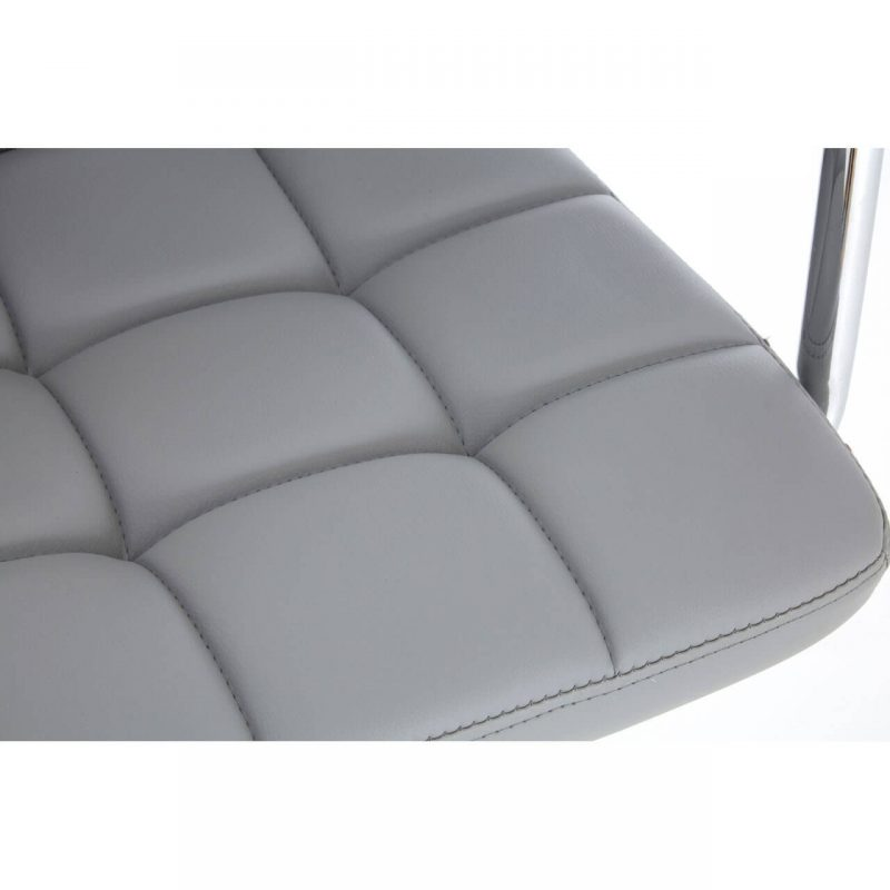 Stars Grey Bar Chair 3