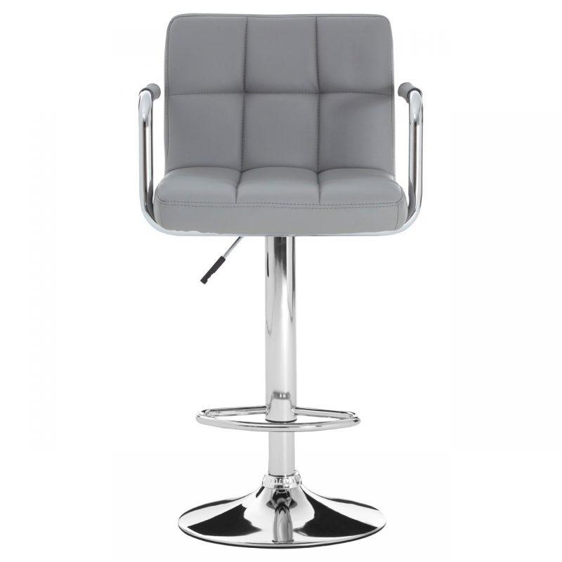 Stars Grey Bar Chair 1