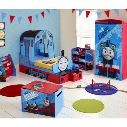 Thomas The Tank Engine Toddler Bed 3