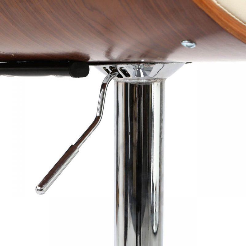 Thunder Brown Bar Stool 1