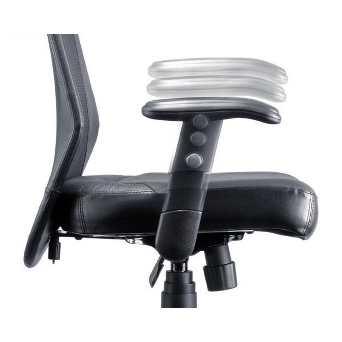 Airflow Contemporary Office Chair 2