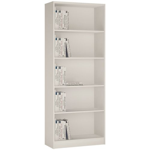 Aster Tall Wide Bookcase 1