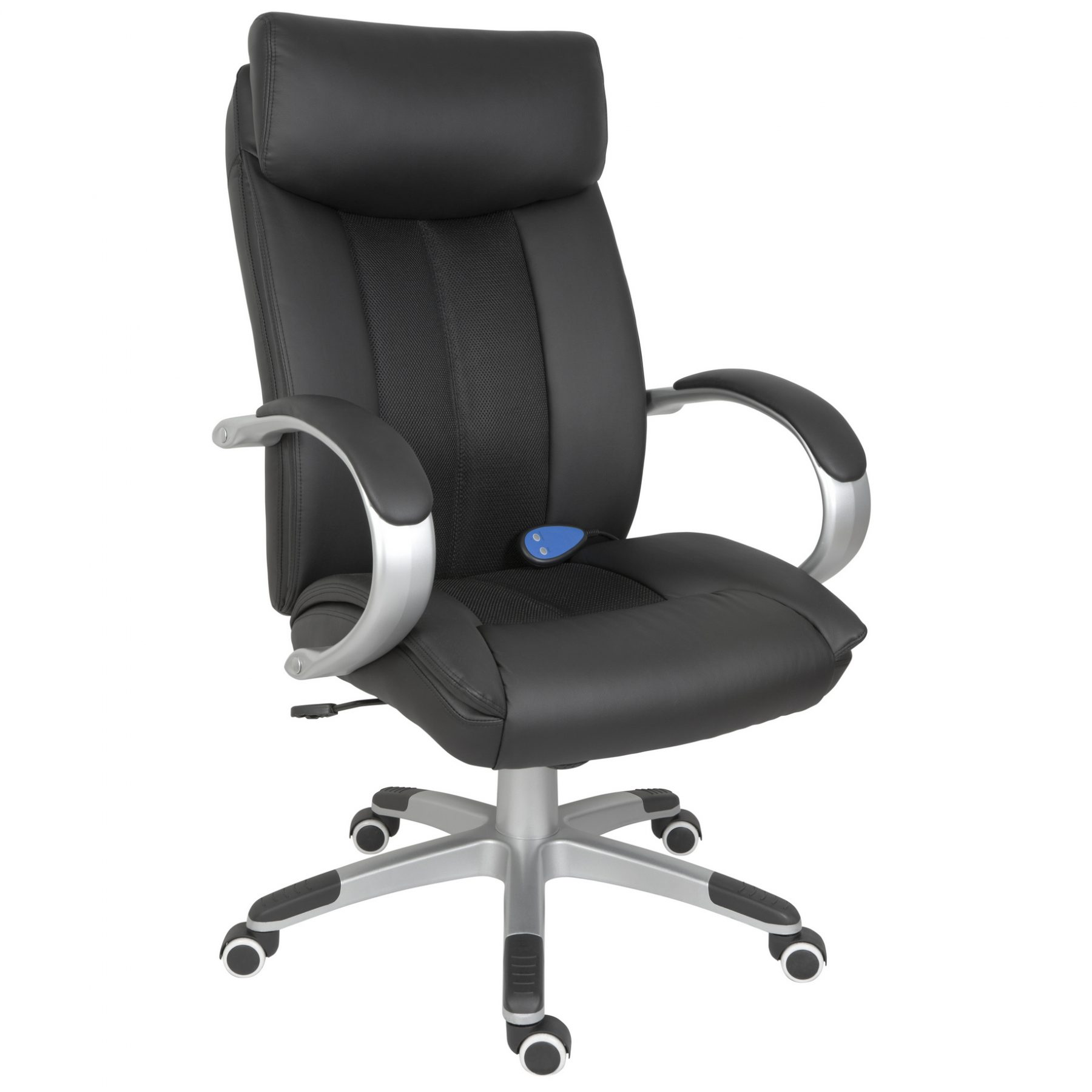 executive shiatsu massage office chair office chairs fads. Black Bedroom Furniture Sets. Home Design Ideas