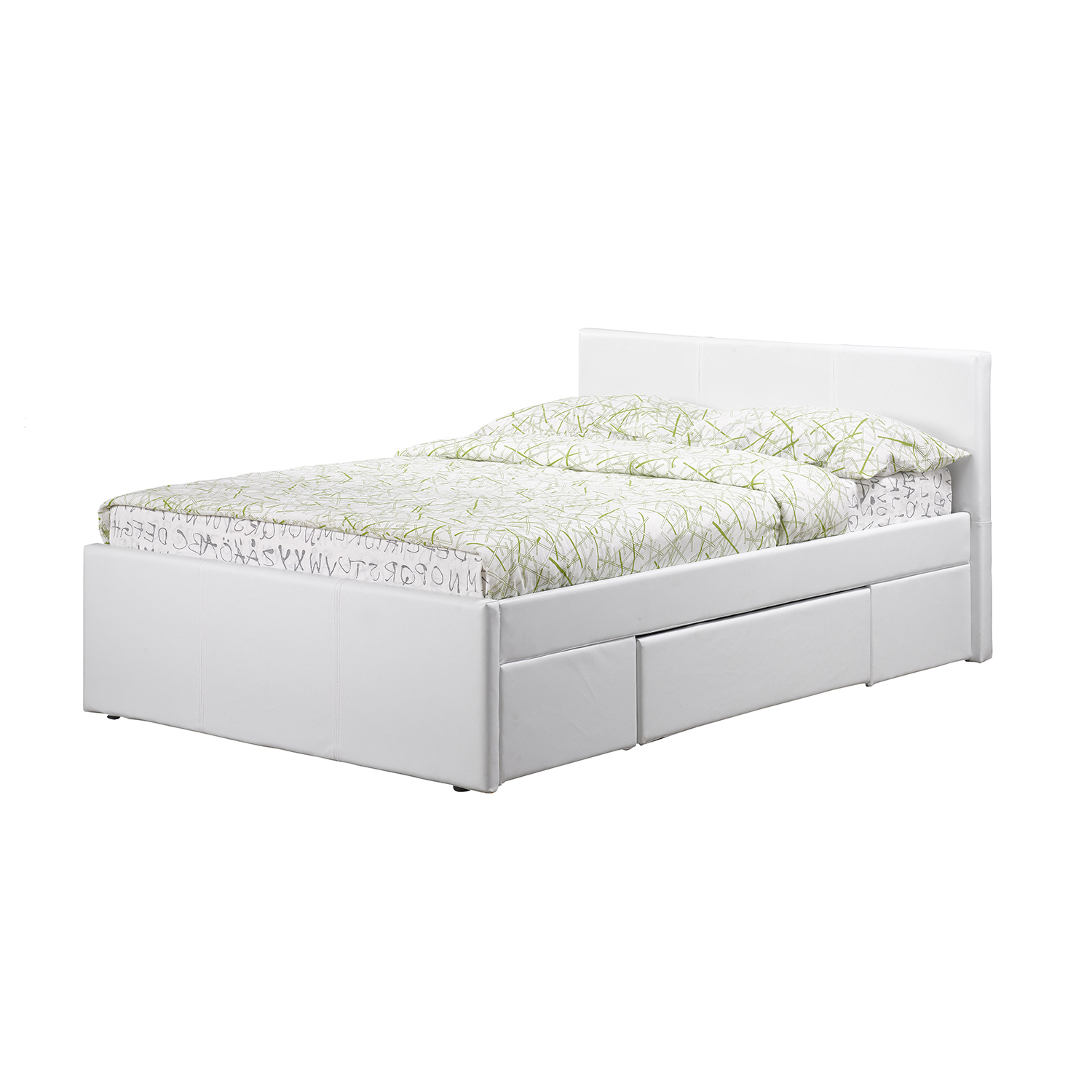 Faith Faux Leather Storage Bed Frame Faux Leather Bed Fads